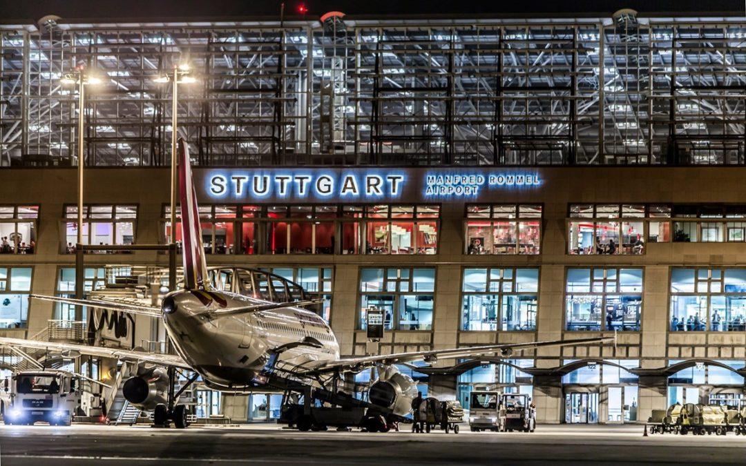 Stuttgart Airport Live Predictions