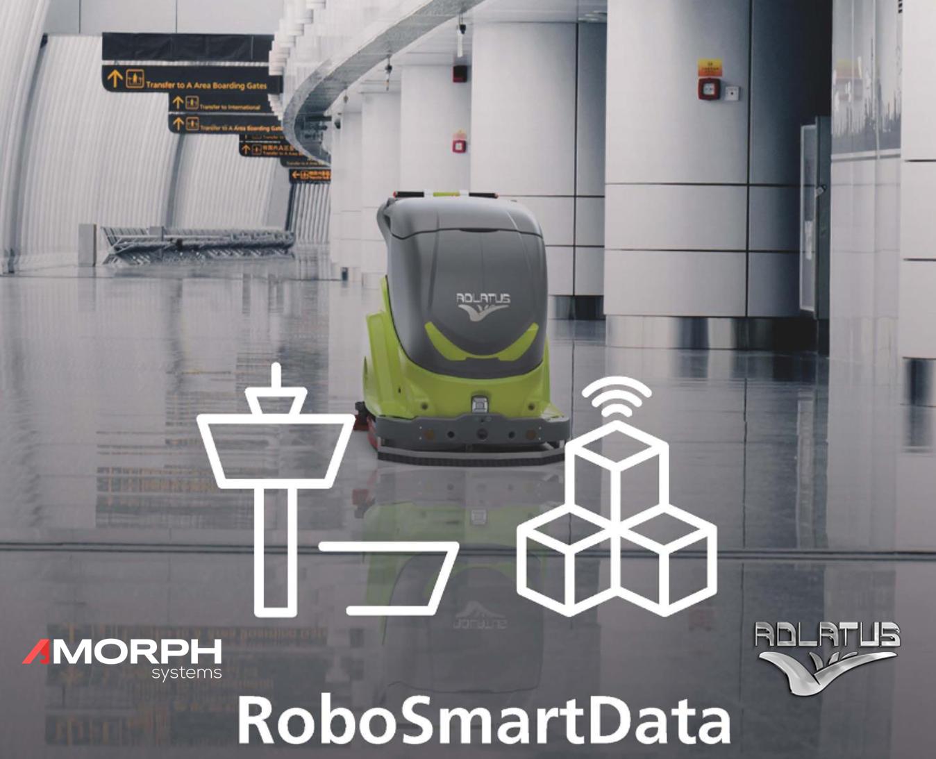 RoboSmartData – CLEAN & OBSERVE